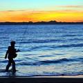 12釣り人移動