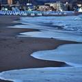 写真: 02寄せる波