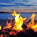 写真: 06 燃え上がる
