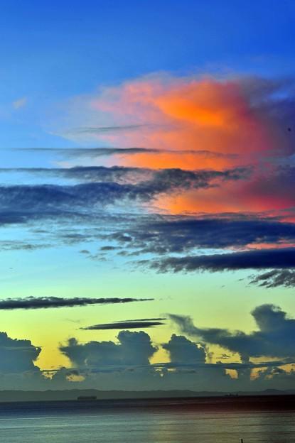 06 とりどりの雲