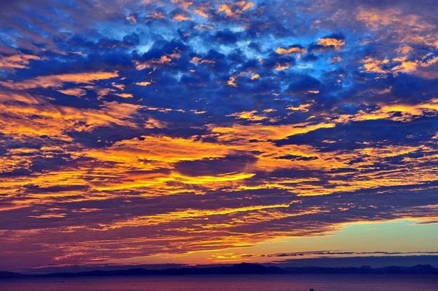 08 不思議な雲色