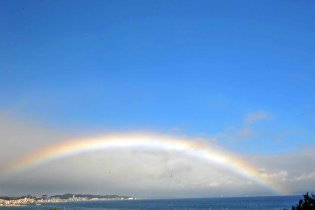 Photos: 09 青空と雲の分かれ目