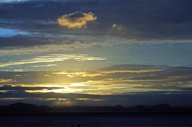18 アライグマ雲