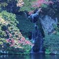 16 滝の流れ