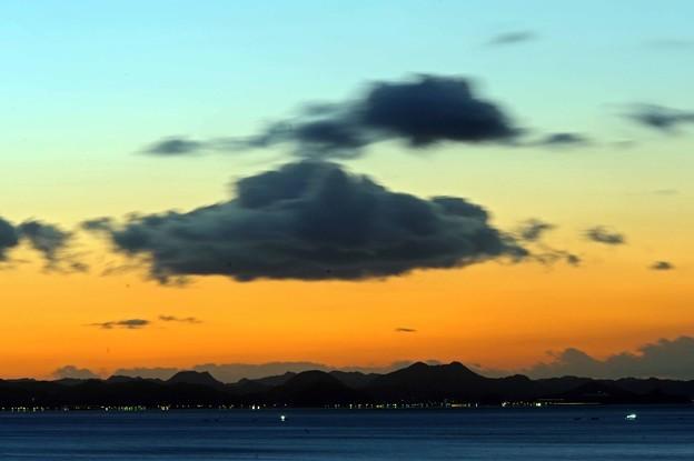 60 ふんわり雲