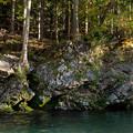 チャートの岩