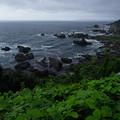 秋田:チゴキ崎海岸