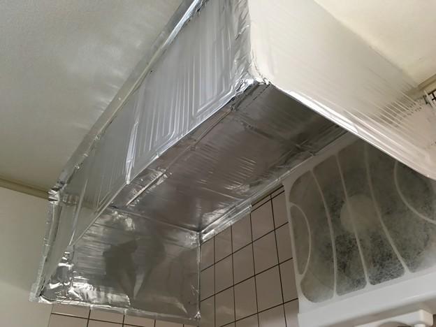 天井も対策