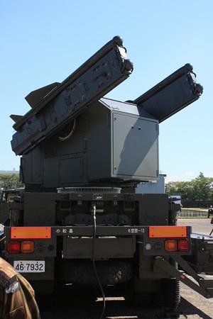 81式短距離地対空誘導弾 発射装置 IMG_0745
