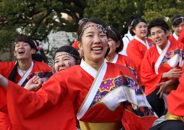 のつきみ祭2017 おどりっつ19