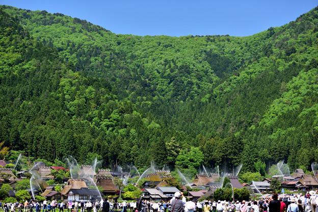 Photos: 美山かやぶきの里