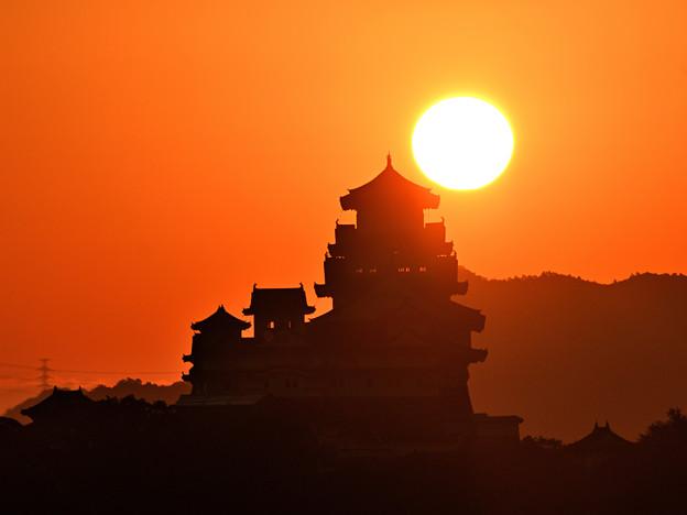 お城の目覚め