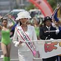 写真: 福山ばら祭りパレード1