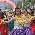 写真: 福山ばら祭りパレード8