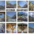 写真: collage (こいのぼり)