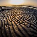 写真: 小さな小さな砂紋