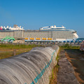 Photos: 田舎の大型客船