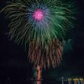 写真: 水俣の夜空を彩る