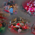 Photos: ひなまつり collage