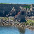 海底炭鉱遺構