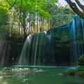 Photos: 水のカーテン