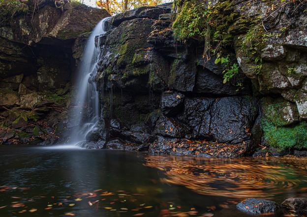 Photos: マゼノの滝
