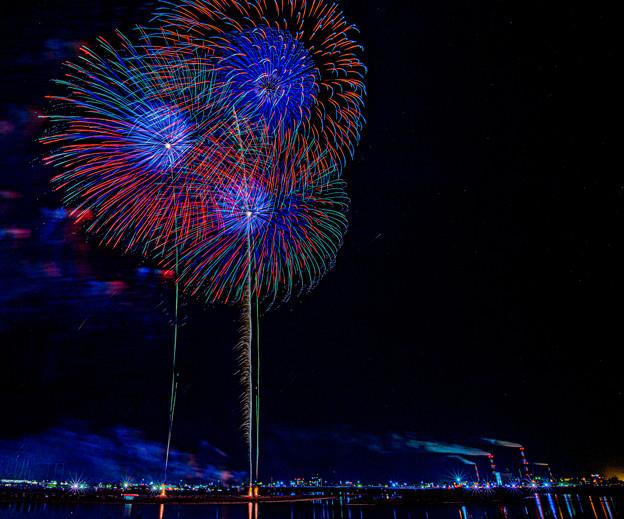 全国花火師の競演