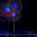 Photos: 全国花火師の競演