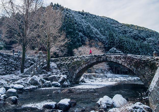 Photos: 石工の郷に息衝(いきづ)く石橋
