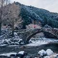 石工の郷に息衝(いきづ)く石橋