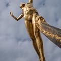 Photos: 彫刻の町にて