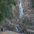 女滝の氷柱