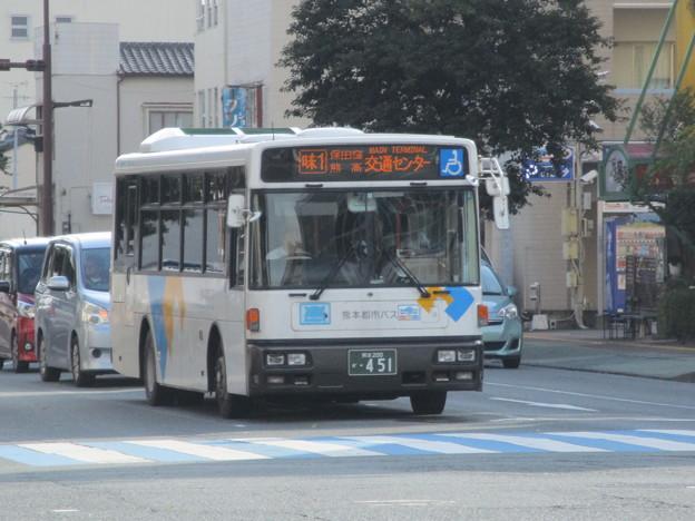 熊本の街並み 4