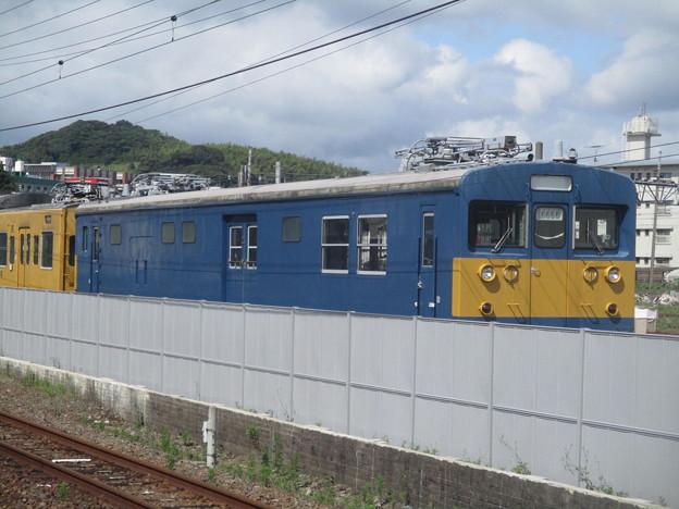 幡生駅にて