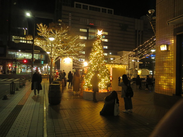 天神クリスマスマーケット 5