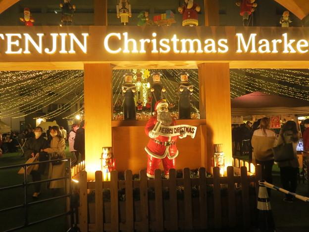 天神クリスマスマーケット 2