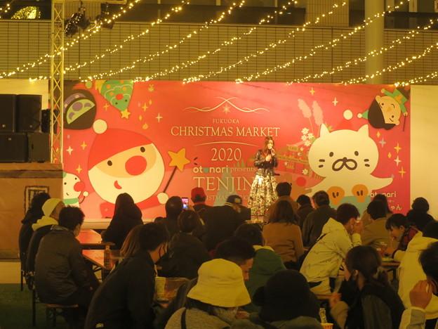 天神クリスマスマーケット 4