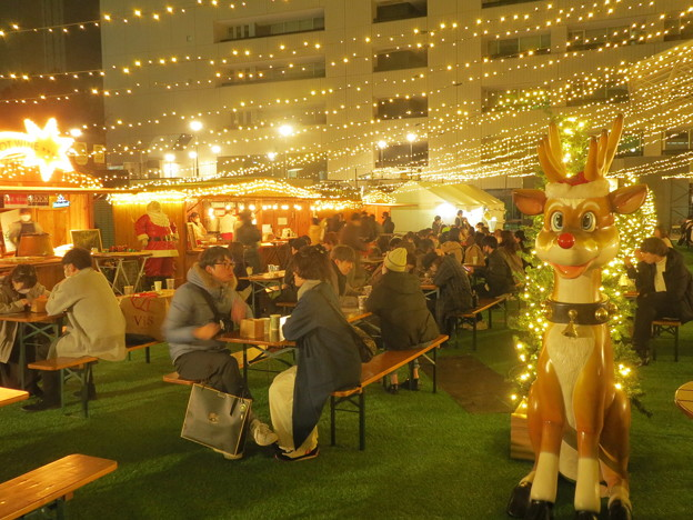 Photos: 天神クリスマスマーケット 7