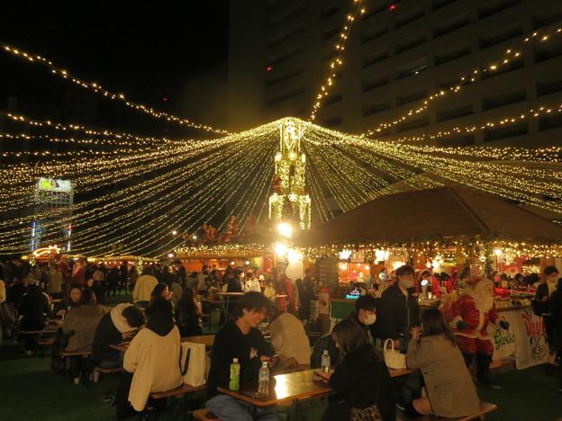 天神クリスマスマーケット 8