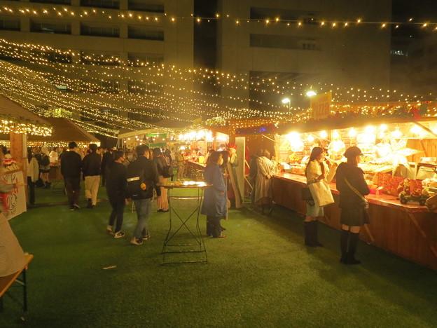 天神クリスマスマーケット 9