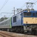 Photos: 配9772レ EF64 1032+E235系東トウ02編成 10両