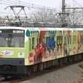 Photos: 35レ 上信電鉄1000系1001F 2両