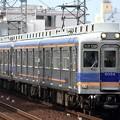 Photos: 6315レ 南海6000系6915F+6907F 4両
