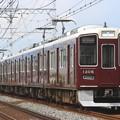 Photos: ****レ 阪急1300系1306F 8両