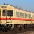 Photos: 1042レ 関東鉄道キハ0形005F 2両