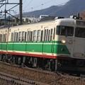Photos: 601M しなの鉄道115系S7+S10編成 6両