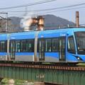 955レ 福井鉄道F1000形F1001編成 3両