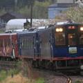 605D のと鉄道NT300形NT301+NT302+NT200形NT211