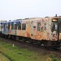 142D のと鉄道NT200形NT202+NT213