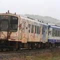 123D のと鉄道NT200形NT213+NT202